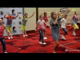 Зина Куприянович Бит бомбит (репетиция, Детская Новая волна 2016)