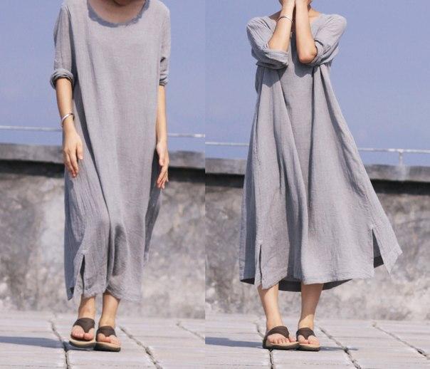 Идеи для платья бохо