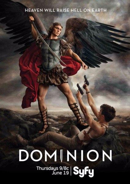 Доминион (2014) Весь 1 сезон!