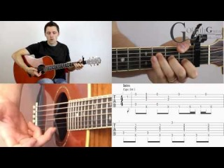 Little Talks - Of Monsters And Men - Fingerstyle Guitar Tutorial & Tabs