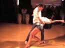 Танец bachata под музыку XTREME - Te Extrano