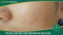 Làn da căng mịn với liệu trình điều trị sẹo lõm và trẻ hóa da Bio Scar YouTube
