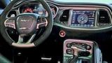 Dodge Challenger (2019) Interiors RT, SRT Hellcat, SRT Redeye