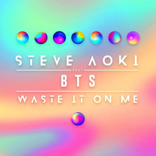 Steve Aoki альбом Waste It On Me