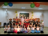Приглашаем детей на занятия эстрадными танцами в танцевальную студию