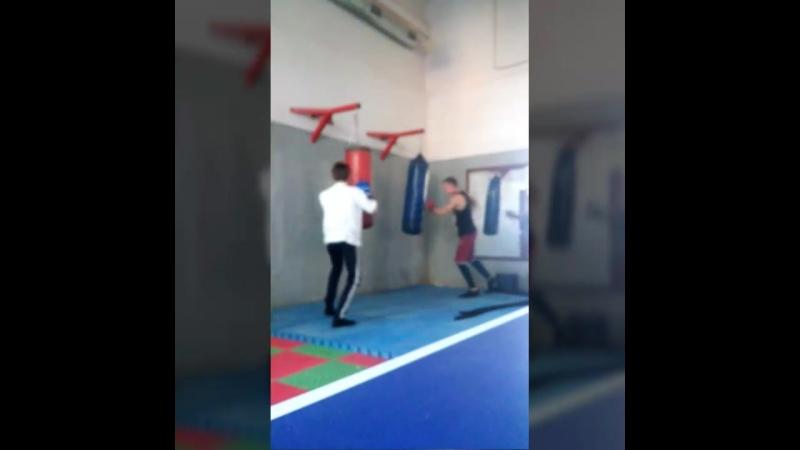 комбинация бокс
