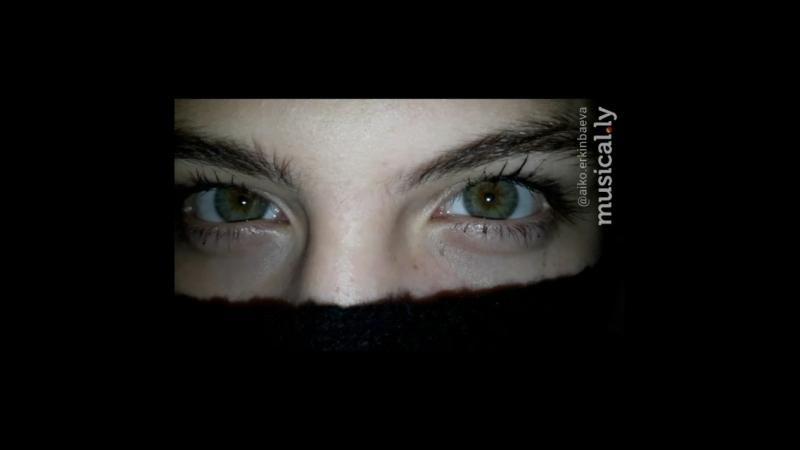 Мои глазки))