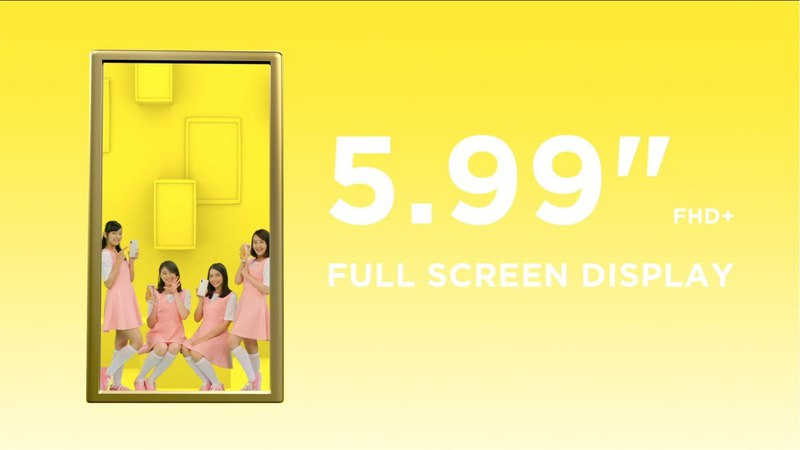 [JKT48 x Xiaomi] Redmi Note 5 - Full Screen Display