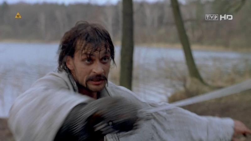 Огнем и мечом 1999 Поединок Володыевского и Богуна