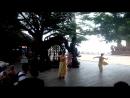 зажигательные тайские танцы