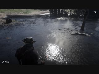 Dynamite in mud. red dead redemption 2