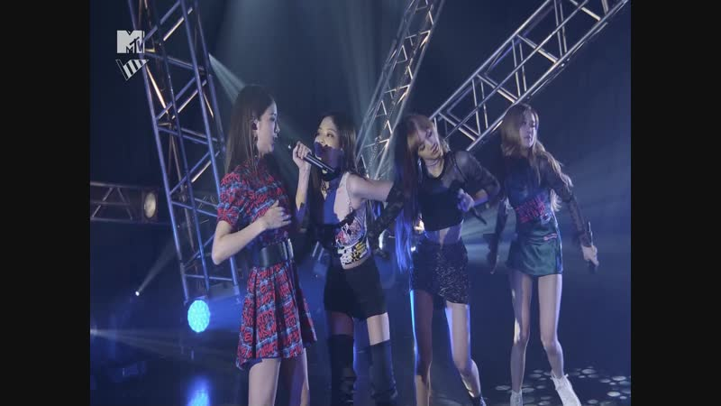 181014 MTV VMA 2018 in Japan.Blackpink - DDU DU DDU DU