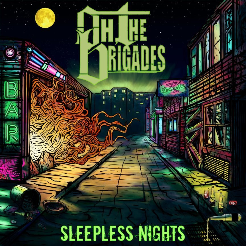 Oh The Brigades - Sleepless Nights [EP] (2012)