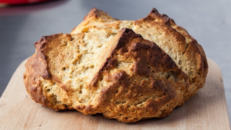 Содовый хлеб от Гордона Рамзи