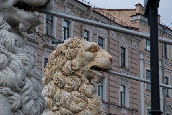Львиный мост, Санкт-Петербург