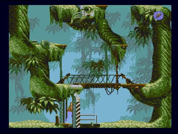 Flashback (1994) 3DO - PART 1 - Titan