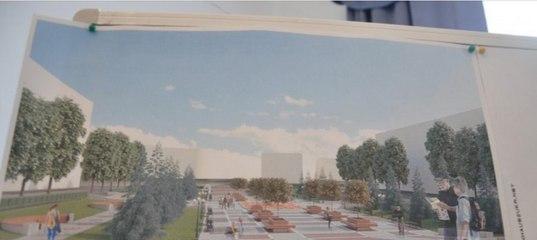 ddc75a428ab49f Чернівчани обговорили проект ремонту Театральної площі - Це Чернівці,  крихітко! cv.cv.ua
