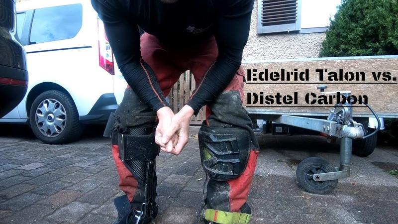 Distel Carbon vs. Edelrid Talon - Mein Fazit