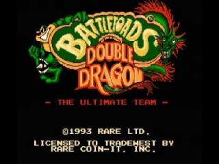 Battletoads & Double Dragon - The Ultimate Team (NES) Music - Boss Battle Theme 1