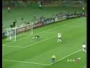 ЧМ 2002. Финал. Германия-Бразилия - первый гол РОНАЛДО