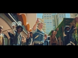 Macklemore, Grandmaster Caz, Kool Moe Dee, Melle Mel, Eric Nally - Downtown