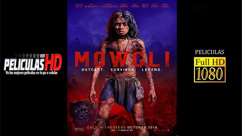Mowgli Relatos del libro de la selva Pelicula completa