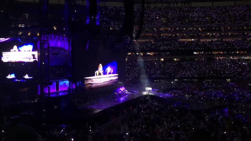 Taylor Swift - Clean/Long Live/New Year's Day (Live at Reputation Stadium Tour, East Rutherford)