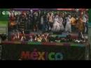 Мексиканский парад мертвых в Москве