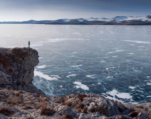 Завораживающая красота Байкала, Россия.