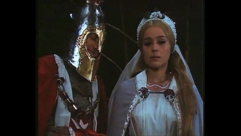 Фильм-сказка Принц Баяя. 1971. ЧССР