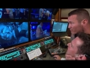 WWE SmackDown LIVE Randy Orton invades the WWE production truck