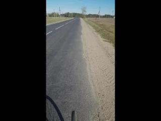 Утренний стрим на трассе Р101 (РБ)