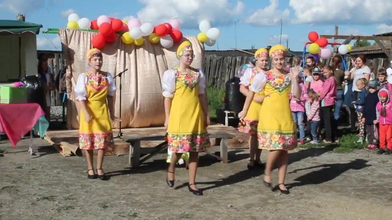 Благотворительный концерт поселок Белореченский 11.08.2018г