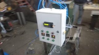 Автоматический тигель для литья свинца| Automatic crucible for casting triple strait lead