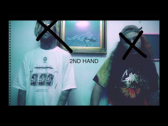 $UICIDEBOY$ - 2ND HAND