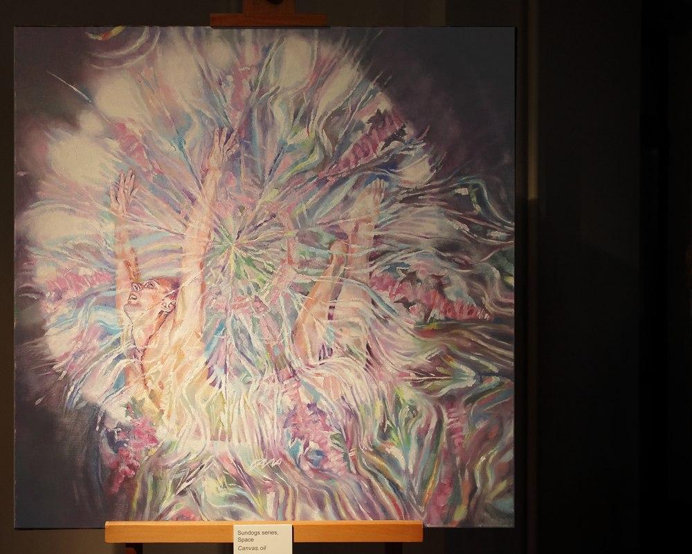 """""""Співаючі тибетські чаші"""" в Arcane Art Gallery"""