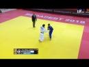 Judo Grand-Prix Budapest 2018 Final -73 kg UNGVARI Miklos HUN-EBINUMA, Masashi JPN
