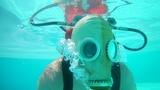 Самодельный акваланг