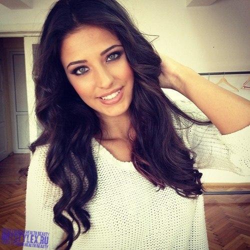 красивые девушки-фото лицо