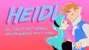 Heidi - Oblivion (Grimes) Fan-Animated Music Video