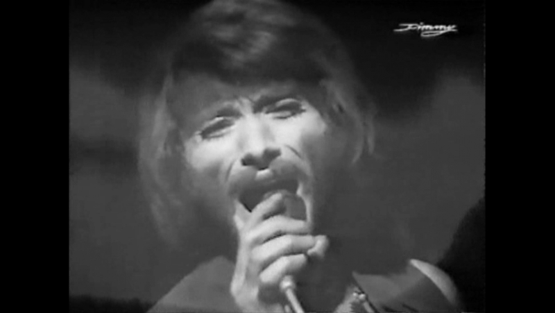 Johnny Hallyday / Small Faces - Voyage Au Pays Des Vivants (French TV, Ortf) (1969)