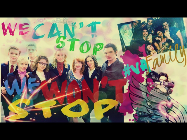 VAFamily We can't stop