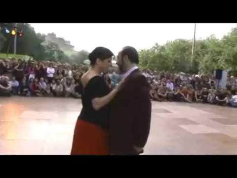 Аргентинское Танго - 2008 года - Аналия и Марсело.