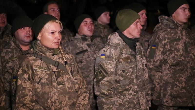 Білоцерківский зенитно-ракетний полк повернулася додому