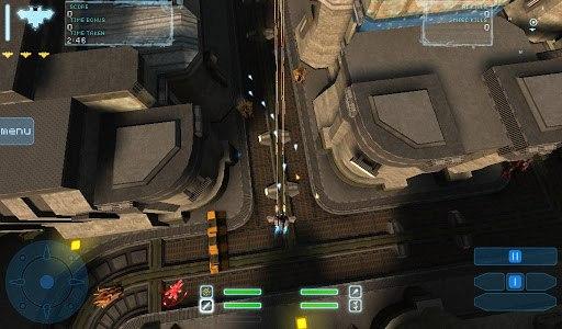 Скачать Steel Storm One для android