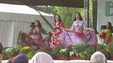 Румыния. Бухарест. Праздник Урожая. Цыганские народные песни и танцы. Часть 2