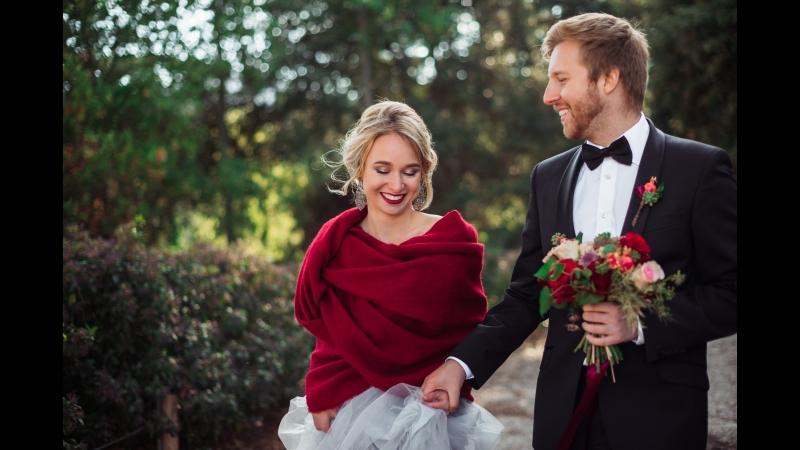 Свадьба в Марселе Зои и Андрей Видео Антон Шаихов