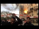 Muslims Celebrate The Burning of Notre Dame Cathedral: An Act of Terrorism & Arson. EXPOSE THEM!