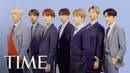 K Pop's BTS On Why They're Unique Their Parents' Generation More Next Generation Leaders TIME