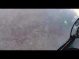 Russian Su-30SM overflying a drone over Maarrat al-Numan / Greater Idlib nortwestern Syria